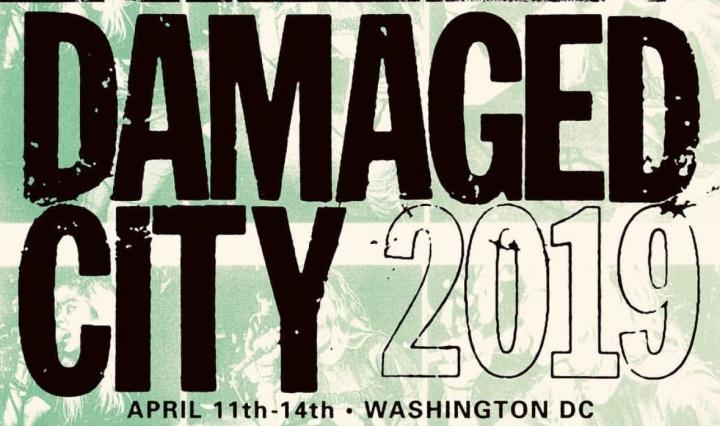 Damaged City Fest Cover Photo